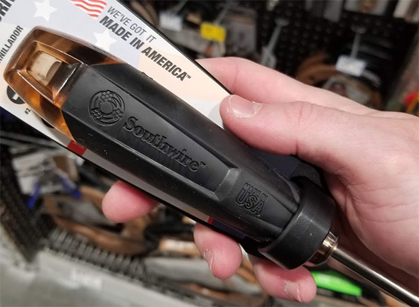 Southwire Made in America Screwdriver Handle