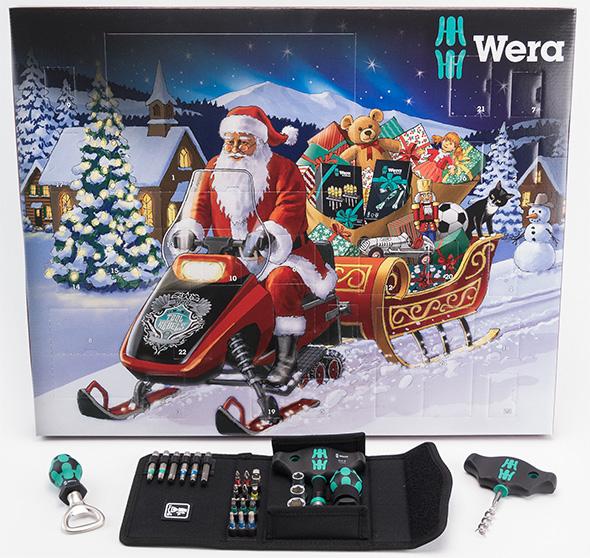 Wera 2019 Advent Calendar Box