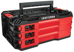 Craftsman VersaStack Mechanics Tool Set