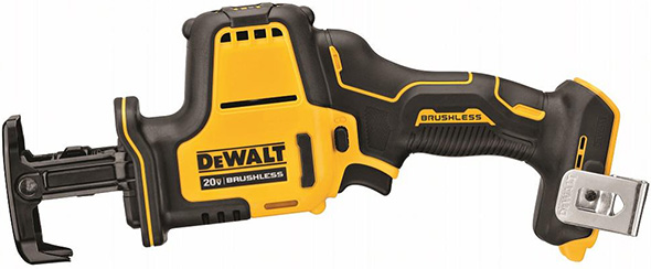 Dewalt Atomic Cordless Reciprocating Saw Now Available At Home Depot Dcs369b
