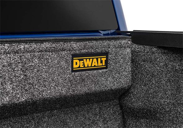 Dewalt Impact Truck Bed Liner Closeup