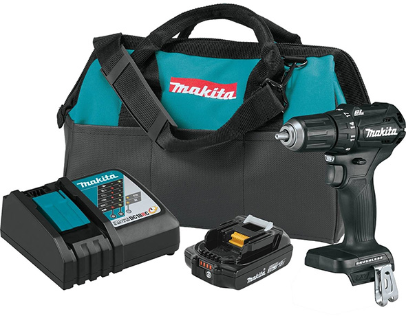 Makita XFD11R1B 18V Sub-Compact Drill Kit