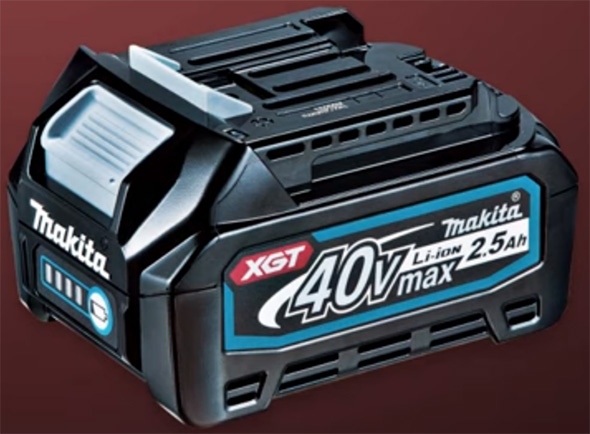 Makita XGT Compact Power Tool Battery