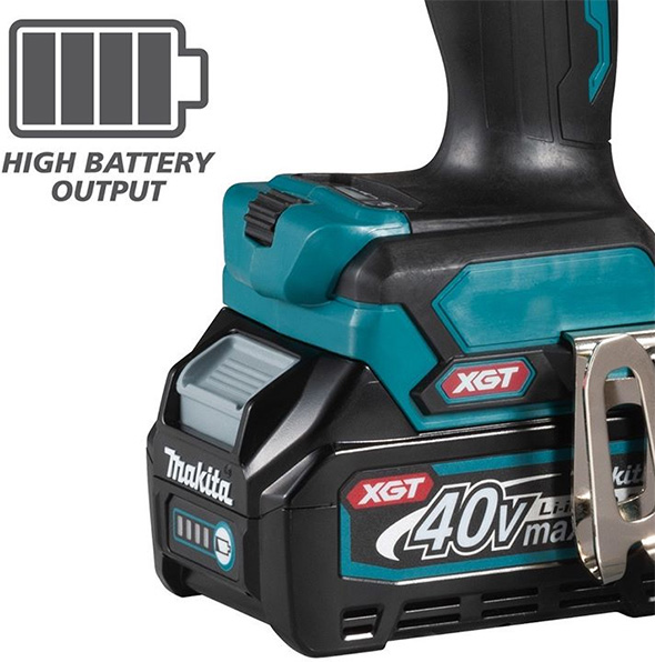 Makita XGT Cordless Power Tool and Battery