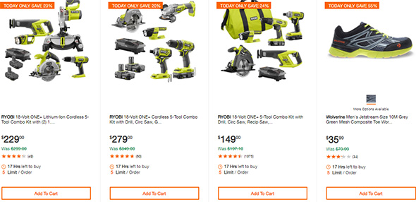 Milwaukee Cordless Power Tool Deals of the Day 10-7-19 Page 6