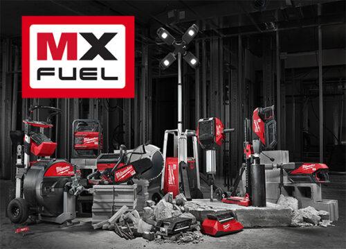 Milwaukee MX Fuel 2020 Cordless Power Equipment