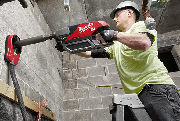 Milwaukee MX Fuel Cordless Core Drill Without Stand