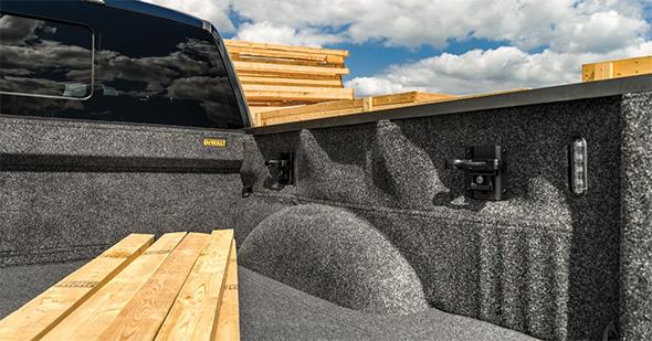 New Dewalt Truck Foam Pickup Bed Liner