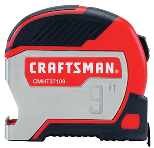 Craftsman 9ft Pocket Tape Measure