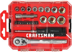 Craftsman Nano Socket Set Mechanics Tools