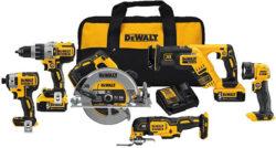 Dewalt DCK694P2 Cordless Power Tool Combo Kit