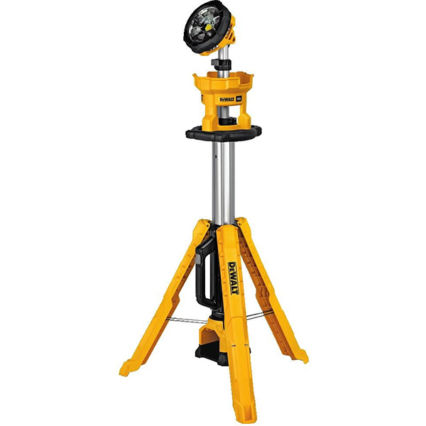 Dewalt DCL079B LED Tripod Light
