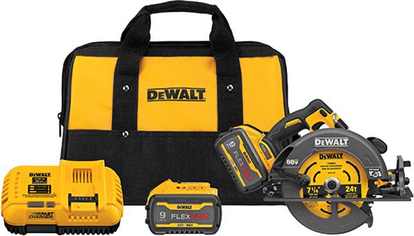 Dewalt DCS578 FlexVolt Cordless Circular Saw Kit