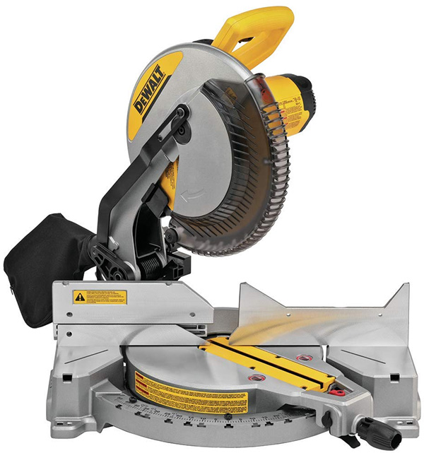 Dewalt DWS715 Single Bevel 12 Inch Miter Saw