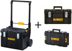 Dewalt ToughSystem Tool Box Bundle Deal Home Depot H2019