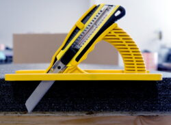 Fastcap Kaizen Foam Knife Sled - Straight Cuts