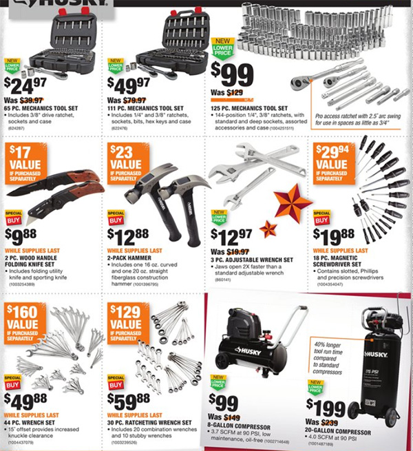 Home Depot Black Friday 2019 Official Tool Deals Page 14