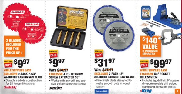 Home Depot Black Friday 2019 Official Tool Deals Page 7