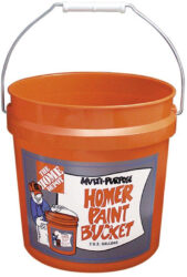 Home Depot Homer Bucket 2 Gallon Black Friday Special