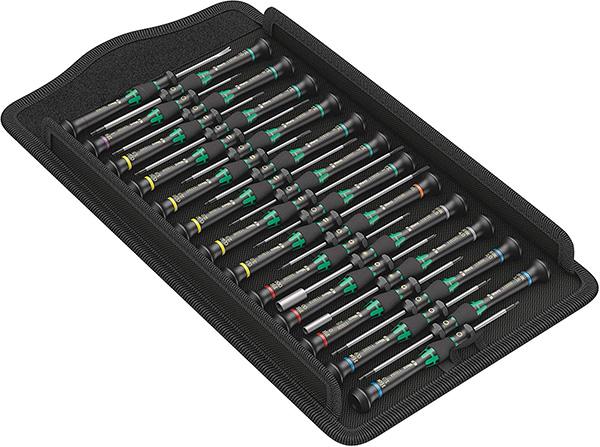 Kraftform Micro Big Pack 1 Precision Screwdriver Set 25pc