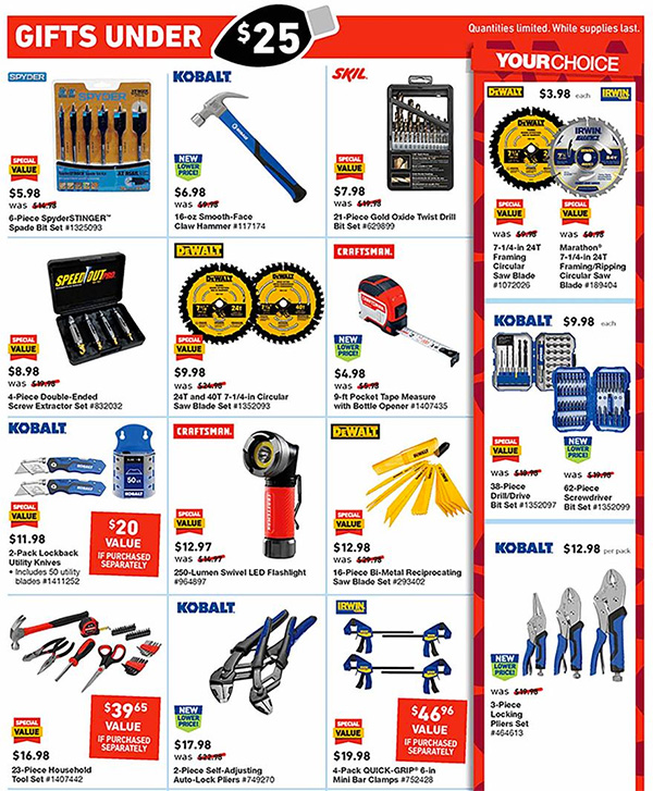 Lowes Black Friday 2019 Tool Deals Page 13