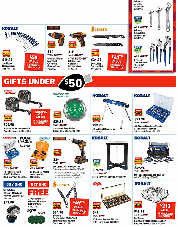Lowes Black Friday 2019 Tool Deals Page 14