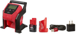 Milwaukee M12 Cordless Inflator Holiday Promo Bundle 2475-20T