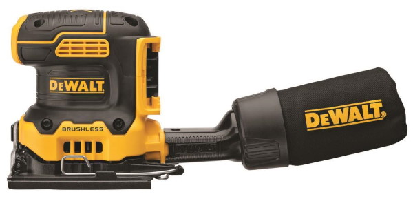 Black Friday 2019 - DEWALT 20V MAX XR Brushless Cordless 14 Sheet Sander (DCW200B)