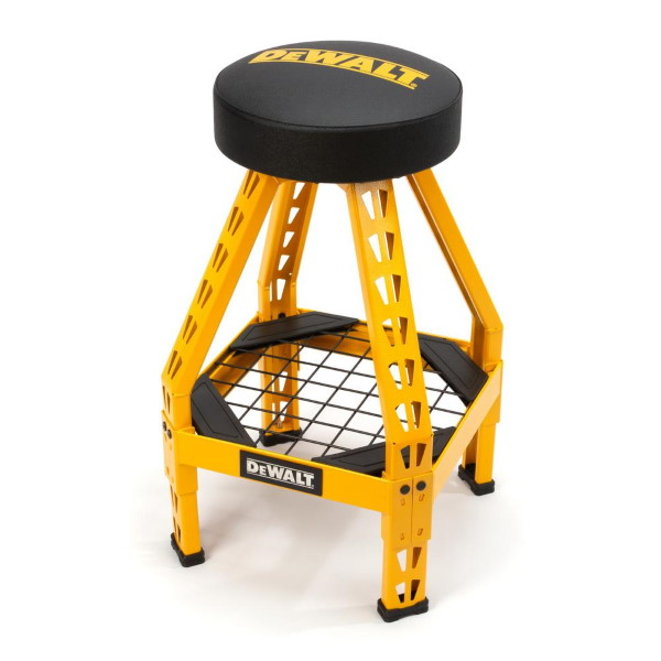 Black Friday 2019 - Dewalt Swivel Shop Stool (DXSTFH030)