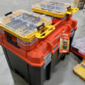 Craftsman Versastack and Dewalt ToughCase Plus Bit Storage Boxes