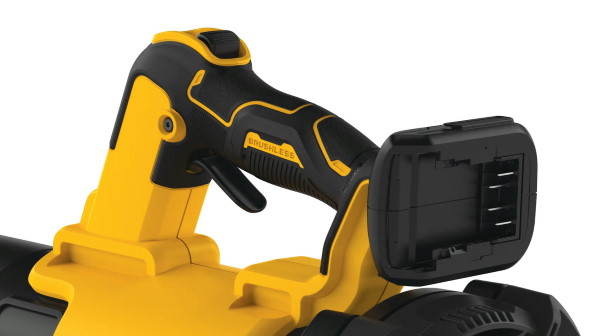 Dewalt DCBL722 Brushless Handheld Blower Paddle and Battery mount