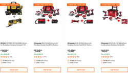 Home Depot Cordless Power Tool Deals of the Day 12-16-19 Page 3