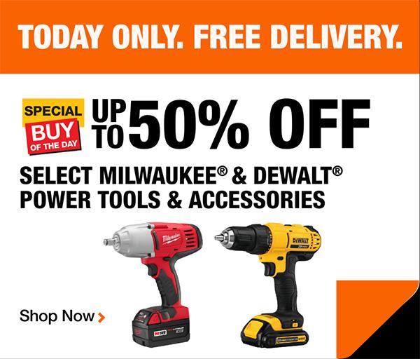 Home Depot Cyber Monday 2019 Tool Deals
