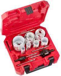 Milwaukee 17pc Hole Saw Set