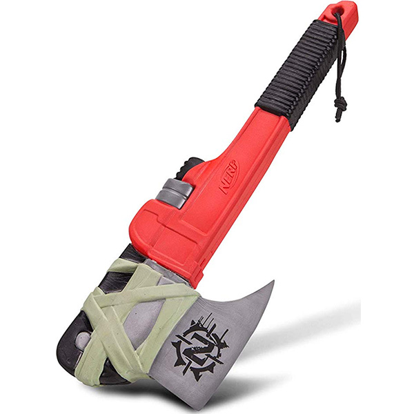Nerf Zombie Pipe Wrench Axe