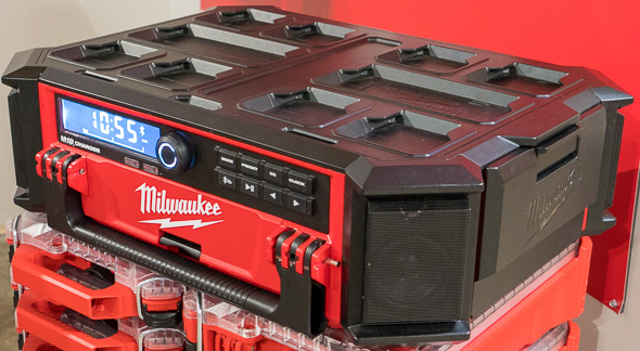 Milwaukee Packout Bluetooth Radio