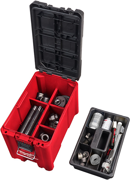 Milwaukee Packout Compact Tool Box Compartments 48-22-8422