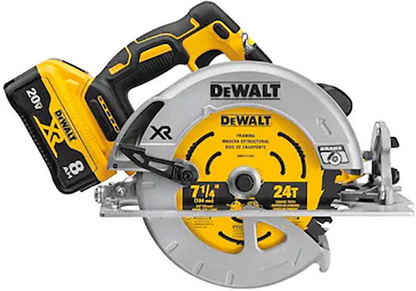 Dewalt DCS574W1 20V Max Power Detect Cordless Circular Saw