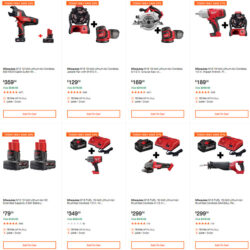 Dewalt Milwaukee Tool Deals of the Day 02032020 Hero