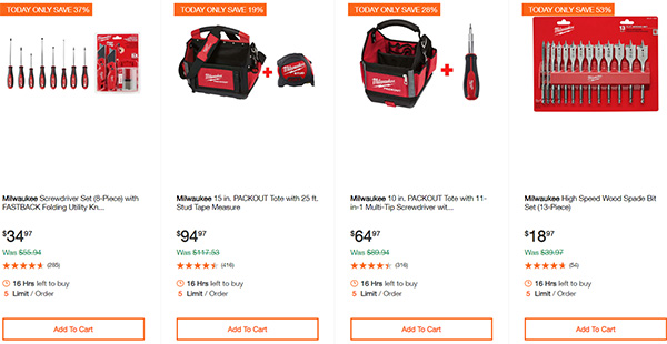 Dewalt Milwaukee Tool Deals of the Day 02032020 Page 12