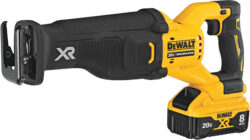 Dewalt Power Detect 20V Max Cordless Reciprocating Saw DCS368W1