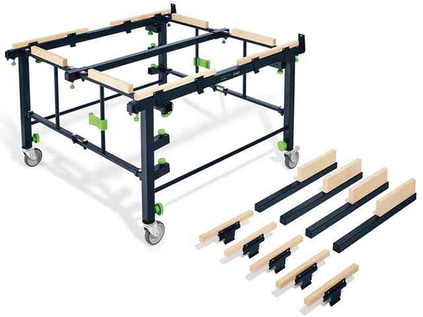 Festool STM 1800 Work Bench with Support Extensions