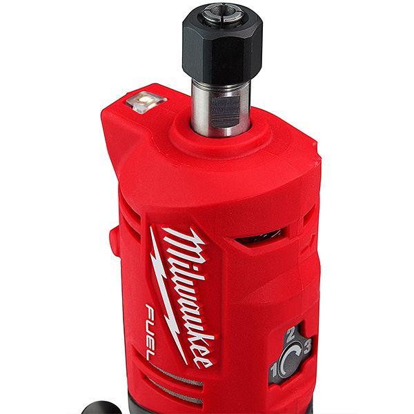 Milwaukee 2486 M12 Fuel Cordless Straight Die Grinder Front