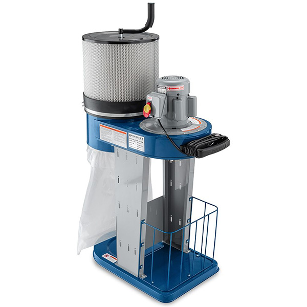 Rockler Dust Right 750 Mobile Dust Collector