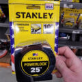 Stanley PowerLock Tape Measure 2020 USA Packaging