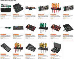Wera Tools Deal of the Day 2-21-20