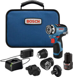 Bosch 12V Brushless FlexiClick Kit