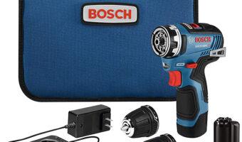 Bosch 12V Brushless FlexiClick Kit