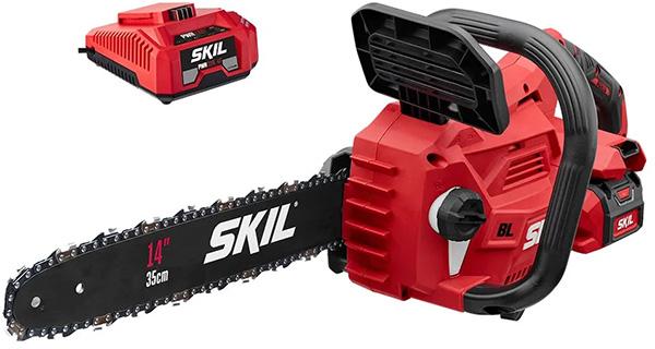 Skil PWRCore 40V Cordless Chainsaw