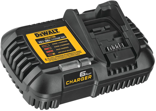 Dewalt DCB1106 Cordless Power Tool Battery Charger